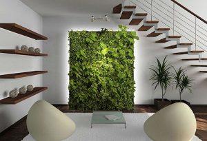 Catálogo de jardin vertical artificial Macetas colgantes para comprar online – El TOP Treinta