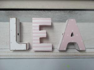 Catálogo para comprar On-line letras decorativas madera – Los Treinta mejores