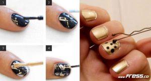 Lista de tecnicas para pintar uñas para comprar Online