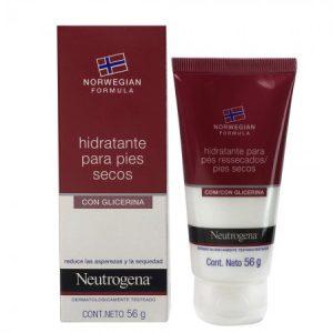 crema para pies secos de neutrogena que puedes comprar por Internet