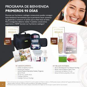 Recopilación de set de maquillaje oriflame para comprar on-line