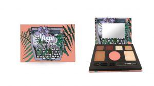 Catálogo para comprar en Internet kit maquillaje de yuya