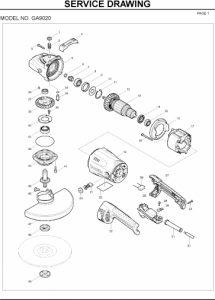 Listado de amoladora y sus partes para comprar On-line – Los preferidos