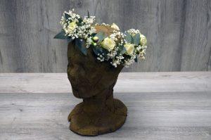 Catálogo de corona de flores para el pelo para comprar online – Los 30 favoritos