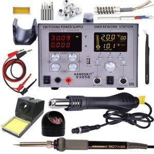 Catálogo para comprar por Internet soldar smd con soldador normal