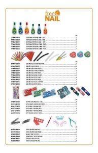 Catálogo de articulos de manicura para comprar online