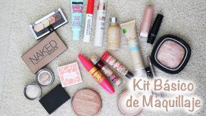 Catálogo para comprar On-line kit de maquillaje nombres – Los 20 preferidos