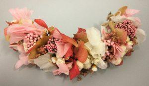 La mejor recopilación de peinetas de flores para el pelo para comprar por Internet