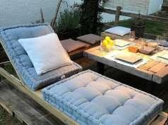 Catálogo para comprar por Internet muebles terraza segunda mano