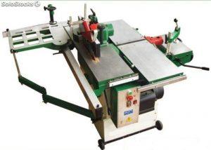 Ya puedes comprar on-line los maquinas combinadas de carpinteria
