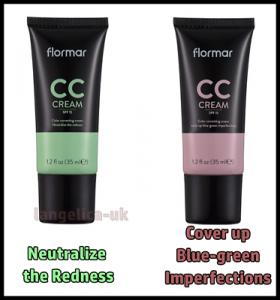 La mejor lista de cc cream verde flormar para comprar por Internet