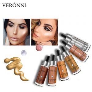Lista de Highlighter maquillaje Shimmer impermeable colores para comprar online – El Top 30