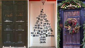 La mejor selección de decoracion puertas navidad para comprar on-line – Los más vendidos