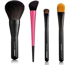 Ya puedes comprar los kit de brochas de maquillaje kiko
