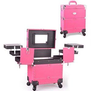 Recopilación de maletas para maquillaje para comprar en Internet
