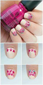 La mejor selección de uñas decoradas facil paso a paso para comprar en Internet