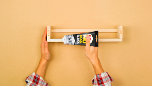 Catálogo de pegar madera a la pared sin clavos para comprar online