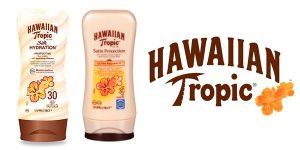 Catálogo para comprar on-line hawaiian tropic crema solar