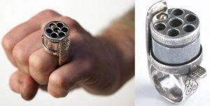 Ya puedes comprar en Internet los anillo pistola