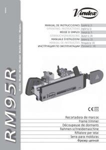 Catálogo de recortadora de marcos para comprar online