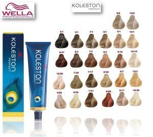 El mejor listado de tinte de pelo koleston para comprar por Internet
