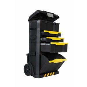 Listado de caja de herramientas con ruedas stanley para comprar online