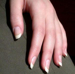 La mejor selección de uñas manchadas por esmalte oscuro para comprar – Los más solicitados