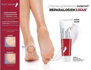 Lista de crema para los talones de los pies para comprar online