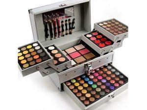 Opiniones de maletin de maquillaje profesional completo para comprar Online