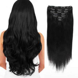 Catálogo de extensiones de pelo con clip para comprar online