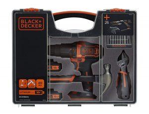 La mejor lista de atornilladores de bateria black decker para comprar por Internet – Los mejores