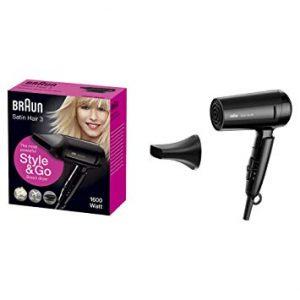Opiniones y reviews de mejores secadores de pelo braun para comprar