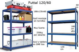 Recopilación de estanterias sin tornillos metalicas para comprar on-line