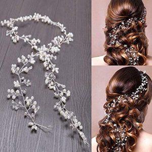 Listado de complementos para el pelo de novia para comprar Online – Los Treinta preferidos