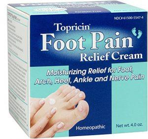 Reviews de crema para el dolor de la planta delos pies para comprar on-line