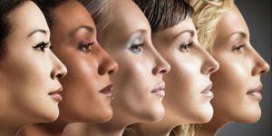 Catálogo de tinte de pelo segun color de piel para comprar online – Los mejores