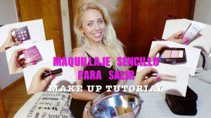 Catálogo para comprar Online tutorial maquillaje sencillo – Los preferidos
