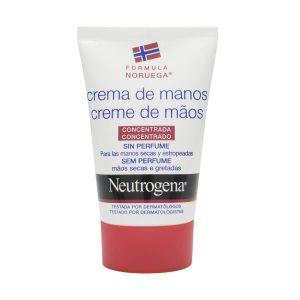 Recopilación de crema de manos neutrogena sin perfume para comprar
