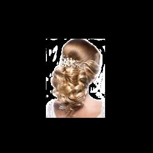Selección de complementos para el pelo novia para comprar