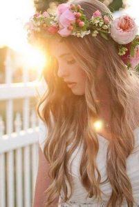 Listado de flores sueltas para el pelo para comprar On-line – Favoritos por los clientes