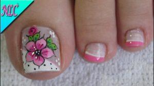 Listado de decoraciones de uñas para pies para comprar