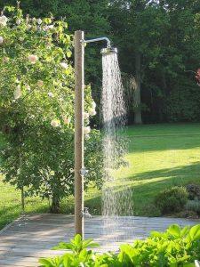 Catálogo para comprar duchas exteriores jardin