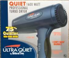 Ya puedes comprar los mejores secadores de pelo silenciosos