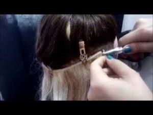 Lista de extension de cabello con grapas para comprar on-line – Favoritos por los clientes