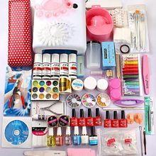 La mejor lista de comprar kit uñas acrilicas barato para comprar online