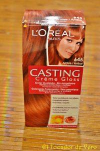 Opiniones y reviews de tinte de pelo casting creme gloss para comprar en Internet