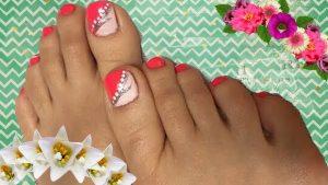 Catálogo para comprar On-line decoracion de uñas de los pies