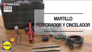 Catálogo de martillo electrico parkside para comprar online