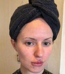 Listado de quitar tinte del pelo de la piel para comprar Online