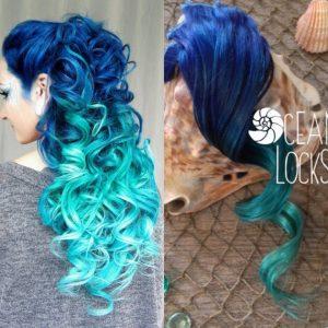 El mejor listado de pelo azul turquesa para comprar on-line – Los 30 favoritos